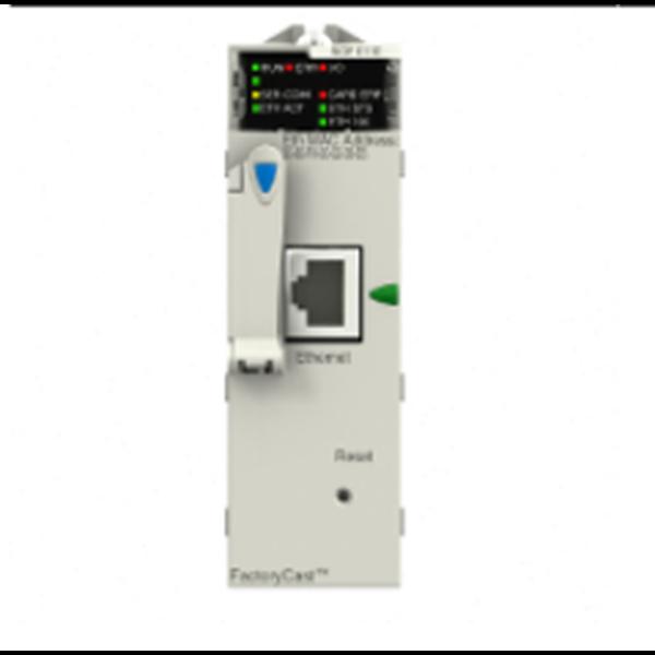 Flash Memory Card Ethernet module M340 BMXNOE0110