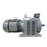 Electric Variable Speed Motor Eddy Current