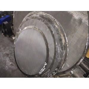 Wire Mesh Dan Grating Stainless 304 Untuk Mesin Vibro