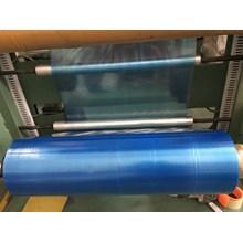 Plastic PE Roll Blue 80 cm x 0.03 mm x Roll