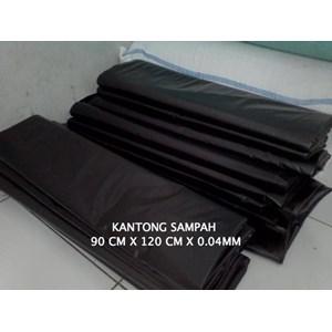 Kantong Plastik Hitam 90 x 120 cm x 0.04mm