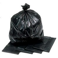 Kantong Plastik Sampah non medis 60 x 80 cm x  0.05mm