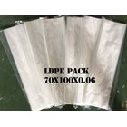 KANTONG PLASTIK LDPE PACK ORI CLEAR uk.70 X 100 X 0.06 1