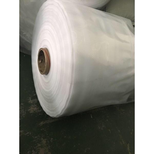KANTONG PLASTIK ROLL LDPE ORI CLEAR uk.45 X 0.05 X ROLL
