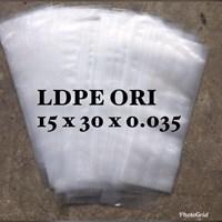 PRODUK PLASTIK OTOMOTIF PART POLYBAG PE 15X30cmx0.035mm
