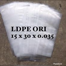 PRODUK PLASTIK OTOMOTIF PART POLYBAG PE 15X30cmx0.