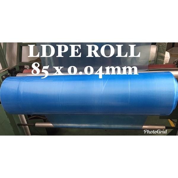 Plastik Roll 85cm x  0.04 x Roll