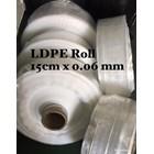 PLASTIK LDPE ROLL ORI CLEAR UK.15 X 0.06mm 1