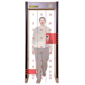 Pintu Diteksi Logam Garrett Pd6500i