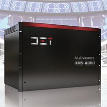 Multi-Screen Processors DET DMS 4000 Series