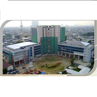 Project Gedung Damkar By Artha Cipta Teknologi