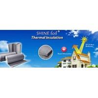 Distributor Aluminium Foil Shine Foil Woven Metalizing Single Side  3