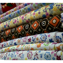 Kain Poly Cotton Embroidery