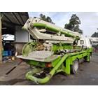Concrete Pump Truck - Isuzu Ihi Ipf - 21M Standard (3 Arms) 4
