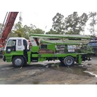 Concrete Pump Truck - Isuzu Ihi Ipf - 21M Standard (3 Arms) 5