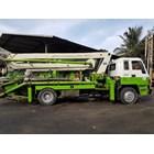 Concrete Pump Truck - Isuzu Ihi Ipf - 21M Standard (3 Arms) 8
