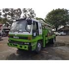 Concrete Pump Truck - Isuzu Ihi Ipf - 21M Standard (3 Arms) 6