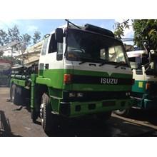 Concrete Pump Truck - Isuzu Ihi Ipf - 21M Standard