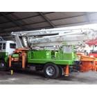 Concrete Pump Truck - Hino Kyokuto - 26M Semi (4 Arms) 3