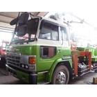 Concrete Pump Truck - Hino Kyokuto - 26M Semi (4 Arms) 1