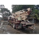Concrete Pump Truck - Mitsubishi Kyokuto - 26M Semi (4 Arms) 2