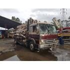 Concrete Pump Truck - Mitsubishi Kyokuto - 26M Semi (4 Arms) 1