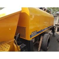 Pompa Kodok / Stationary Concrete Pump - Sany Hbt80c