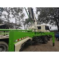 Jual Concrete Pump Truck - Nissan Niigata - 34M Super (4 Arms) 2