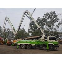 Concrete Pump Truck - Nissan Niigata - 34M Super (4 Arms)