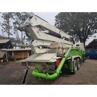 Beli Concrete Pump Truck - Nissan Niigata - 34M Super (4 Arms) 4