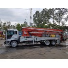 Concrete Pump Truck - Hino Ihi - 36M Double (4 Arms) 7
