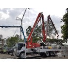 Concrete Pump Truck - Hino Ihi - 36M Double (4 Arms) 3