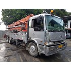 Concrete Pump Truck - Hino Ihi - 36M Double (4 Arms) 6