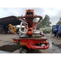 Beli Concrete Pump Truck - Hino Ihi - 36M Double (4 Arms) 4