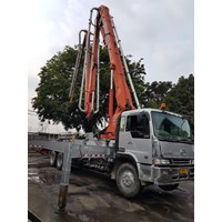Jual Concrete Pump Truck - Hino Ihi - 36M Double (4 Arms) 2