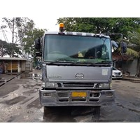 Concrete Pump Truck - Hino Ihi - 36M Double (4 Arms)