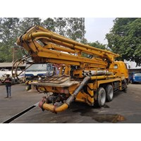 Distributor Concrete Pump Truck - Isuzu Ihi Ipf - 30M Long (3 Arms) 3