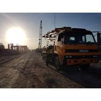 Concrete Pump Truck - Isuzu Ihi Ipf - 30M Long (3 Arms) 1