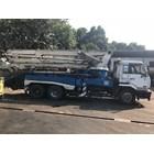 Concrete Pump Truck - Nissan Niigata - 34M Super (4 Arms) 4
