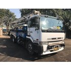 Concrete Pump Truck - Nissan Niigata - 34M Super (4 Arms) 5