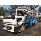 Concrete Pump Truck - Nissan Niigata - 34M Super (4 Arms) 1