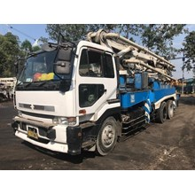 Concrete Pump Truck - Nissan Niigata - 34M Super (