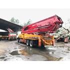 Concrete Pump Truck - Isuzu Sany  - 48M Super (5 Arms) 3