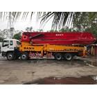 Concrete Pump Truck - Isuzu Sany  - 48M Super (5 Arms) 7