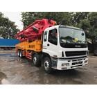 Concrete Pump Truck - Isuzu Sany  - 48M Super (5 Arms) 6