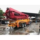 Concrete Pump Truck - Isuzu Sany  - 48M Super (5 Arms) 4
