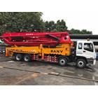 Concrete Pump Truck - Isuzu Sany  - 48M Super (5 Arms) 5
