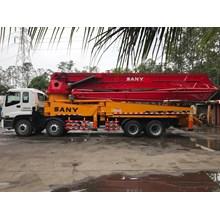 Concrete Pump Truck - Isuzu Sany  - 48M Super (5 A