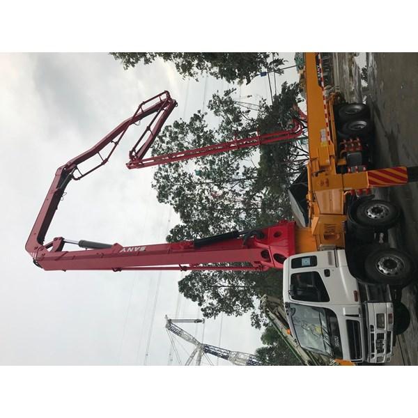 Concrete Pump Truck - Isuzu Sany  - 48M Super (5 Arms)