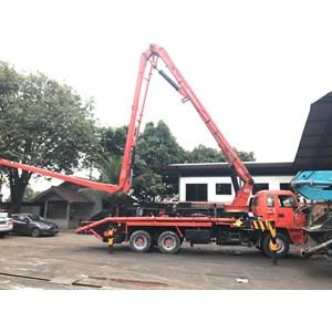 Concrete Pump Truck - Isuzu Ihi Ipg - 30M Long (3 Arms)